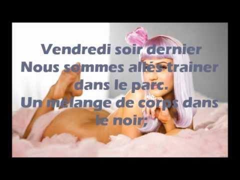 Katy Perry - Last friday night Traduction en Français + Lyrics