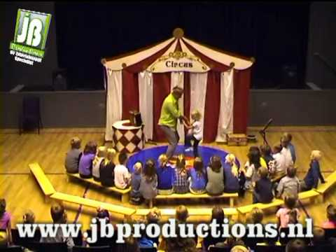 Video van De Circuschauffeurs | Kindershows.nl