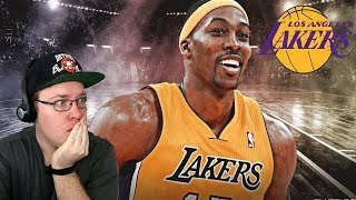 Reacting To Dwight Howard Signing With The Los Angeles Lakers