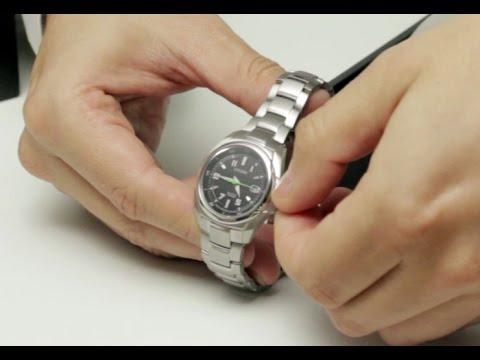 CITIZEN ECO-DRIVE TITANIUM EW1770-54E - Reloj de Dama para Vestir y Uso Diario