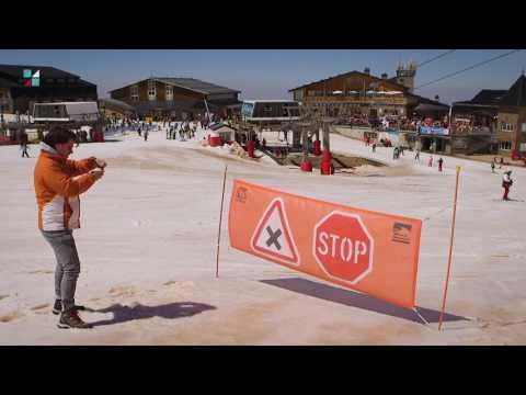 Video de Iristrace en estaciones de esquí