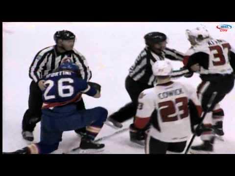 Zack Stortini vs Darren Kramer