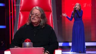 "Гульшат Хамурзина ""I have nothing"" - Голос 3 сезон"