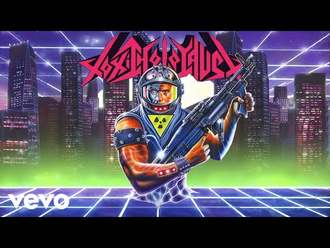 Toxic Holocaust - Chemical Warlords (Lyric Video) online metal music video by TOXIC HOLOCAUST