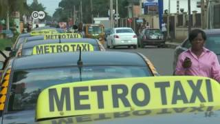 """""""Smart Taxis"""" of Lagos 