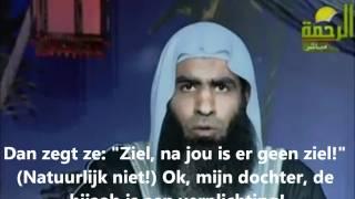 DEEL 1 (1/2)  lezing hijaab nederlands voor alle moslim meisjes