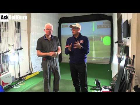 GAME GOLF Winner Carl Cohen Golf Lesson