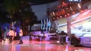 d'Masiv ft. Giring, Ariel, Momo - Esok Kan Bahagia @ Ngintip Musica Trans 7 (29/4/2014)