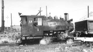 Sad Old Train cover