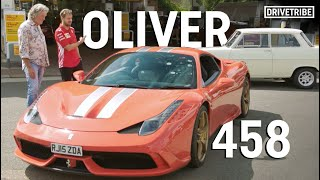Oliver vs James May's Ferrari – which is better?