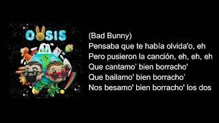 J Balvin, Bad Bunny  La Canción (Letra)