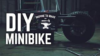 Mini bike build part 1 - Most Popular Videos