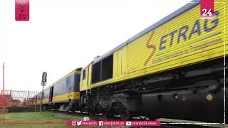 Gabon's sole train a lifeline for its people and economy