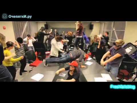 Подборка Harlem Shake / видео