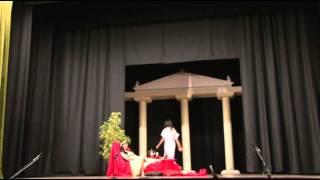 Marco Antonio y Cleopatra, (teatro IES M. Servet 2014) (y VIII)