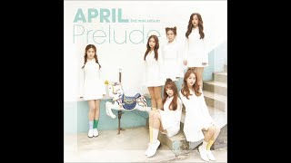 APRIL - Time Machine