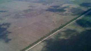 preview picture of video 'Landeanflug auf Holguin Cuba'