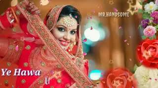 Girls Special Wedding Song Marriage Whatsapp Status Video by ATOM STATUS NEW 2018