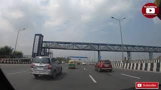 NewDelhi Road Travel vlog