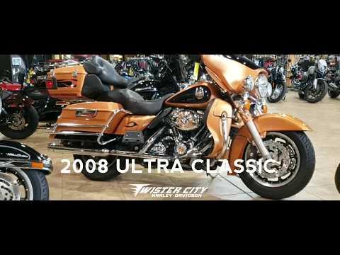 2008 Harley-Davidson® 105th Anniversary Ultra Classic : FLHTCU-A