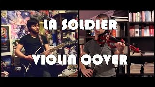 Sailor Moon   La Soldier (Violin Cover) Sefa Emre İlikli & Jonathan Parecki