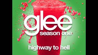 Glee - Highway To Hell [LYRICS]
