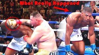 What Really Happened (Anthony Joshua Vs Andy Ruiz Jr)