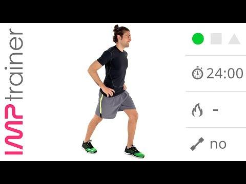 Serie di esercizi a scoliosis su pasto