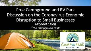 Camp & Park Accounting Webinar