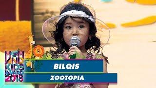 Lucu Banget Nih, Mama Ayu Dan Bilqis Nyanyi Lagu Zootopia - Mom & Kids Award 2018 (21/7)
