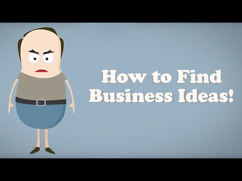 , title : 'How to Find Business Ideas - The Ultimate Guide