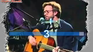Karaoké - Eric Clapton - San Fancisco Bay blues