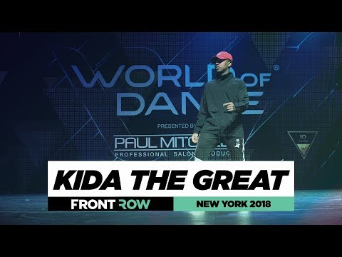 Download Kida The Great | FrontRow | World Of Dance New York 2018 | #WODNY18 HD Mp4 3GP Video and MP3