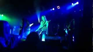Nunslaughter - In the Graveyard live in Calgary at Noctis V on 09/29/12
