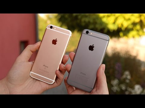 Apple iPhone 6s vs. iPhone 6 (Deutsch) | SwagTab