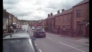 preview picture of video 'New Mills - Albion Road'