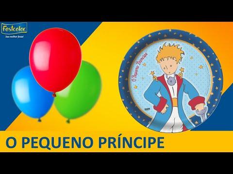 Sugestão de Festa- O Pequeno Principe Produtos de Festa