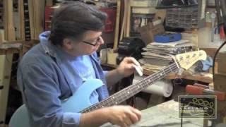 Lakland Bass Setup mit Carl Pedigo (Teil 1 von 2)
