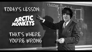 How To Play That's Where You're Wrong - Arctic Monkeys Guitar Lesson w/Tabs
