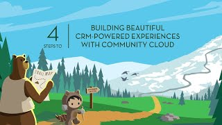 Build an Experience with Salesforce Community Cloud: 4 Steps