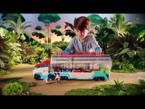 Набор игрушечных машин Paw Patroller, 6024966