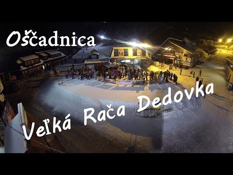 Snowparadise Veľká Rača Oščadnica (večerná lyžovačka)  - © VideoFly Studio