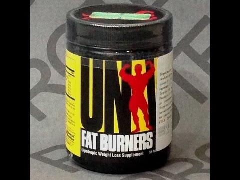 Купить в Украине Жиросжигатель Universal Nutrition Fat Burners — 55 табл