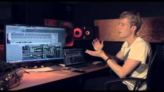 'Wake Up' explained in the studio by Jay Hardway