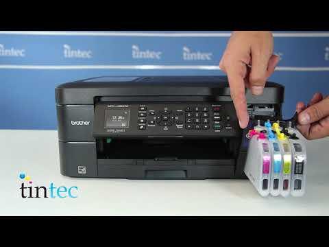 Solucionar problema en impresora Brother cuando no reconoce cartucho