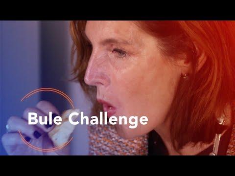Bule Challenge: Saat Dubes Swedia Tergoda Gado-Gado