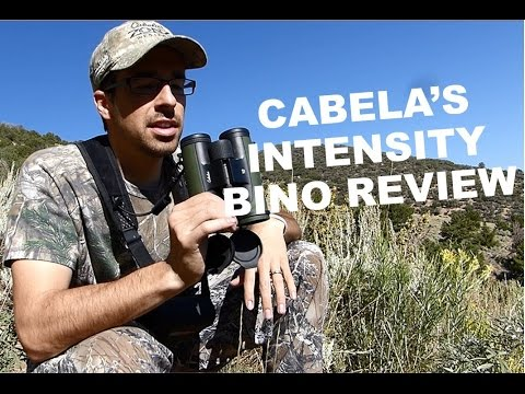 CABELA'S INTENSITY BINOCULAR REVIEW