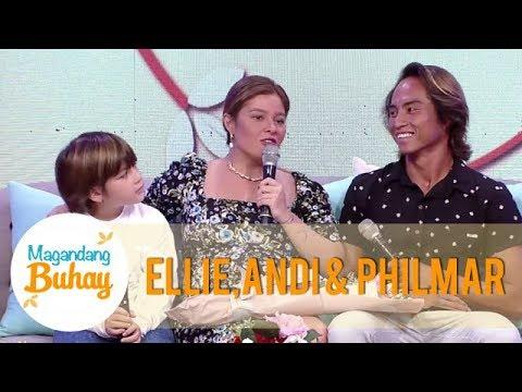 Andi Eigenmann's message for Philmar | Magandang Buhay