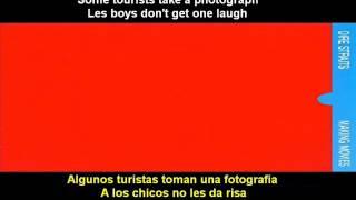 Dire Straits - Les Boys (Subtitulos español - inglés)