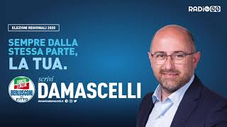 Elezioni Puglia 2020 / Domenico Damascelli - Forza Italia